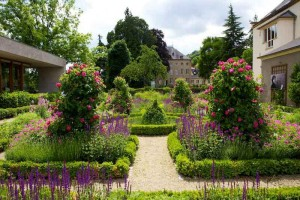 Le jardin des plantes Schengen